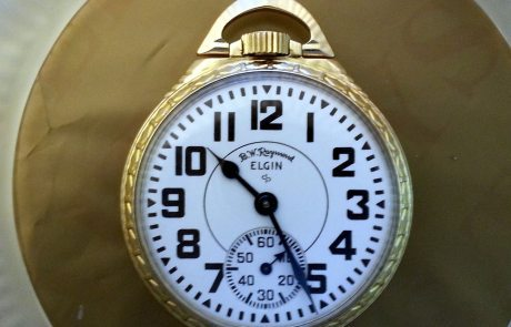 Elgin Watch Repair