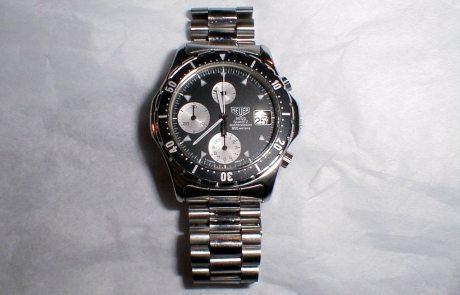 Tag Heuer Watch Repair